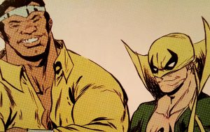 Luke Cage & Iron Fist