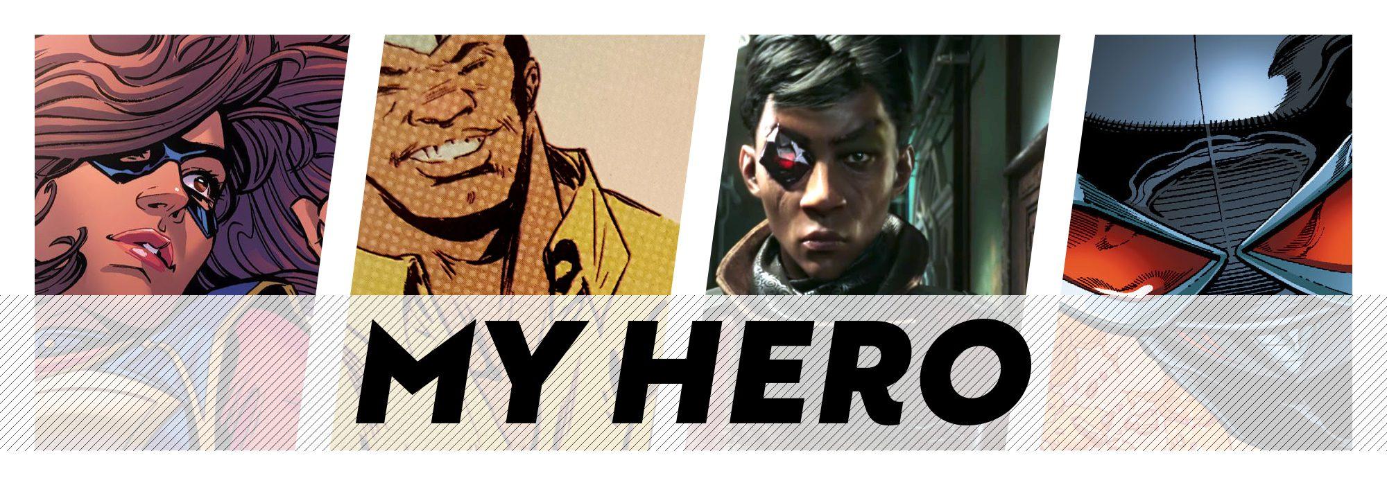 My Hero - Super. Black.