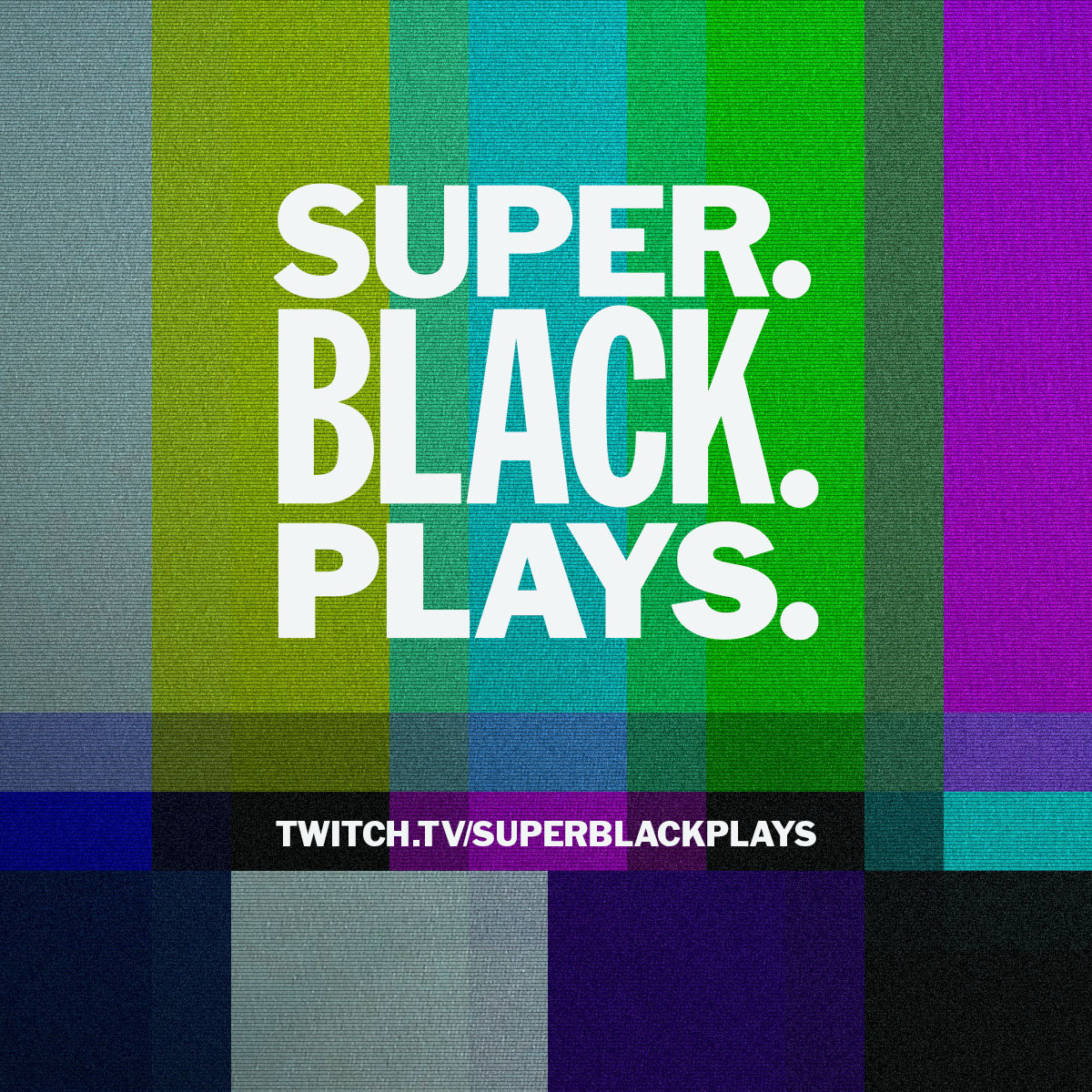 Watch us stream Games of Color on Twitch